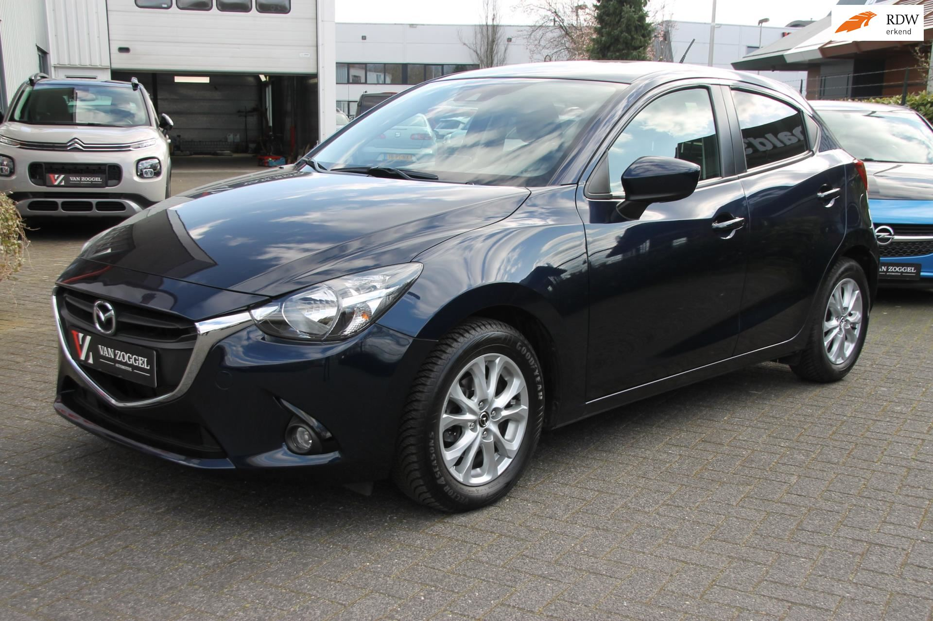 Mazda 2 occasion - Van Zoggel Automotive