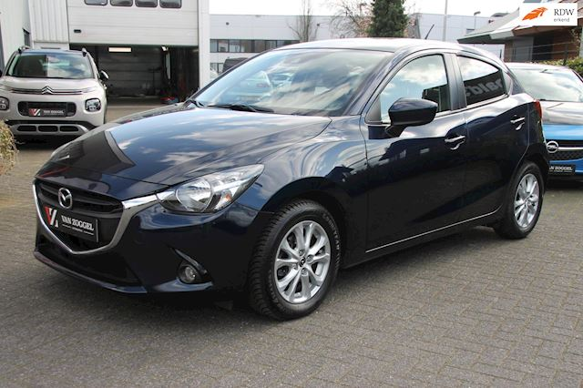 Mazda 2 1.5 Skyactiv-G TS+ Navigatie Automaat 55000 kms