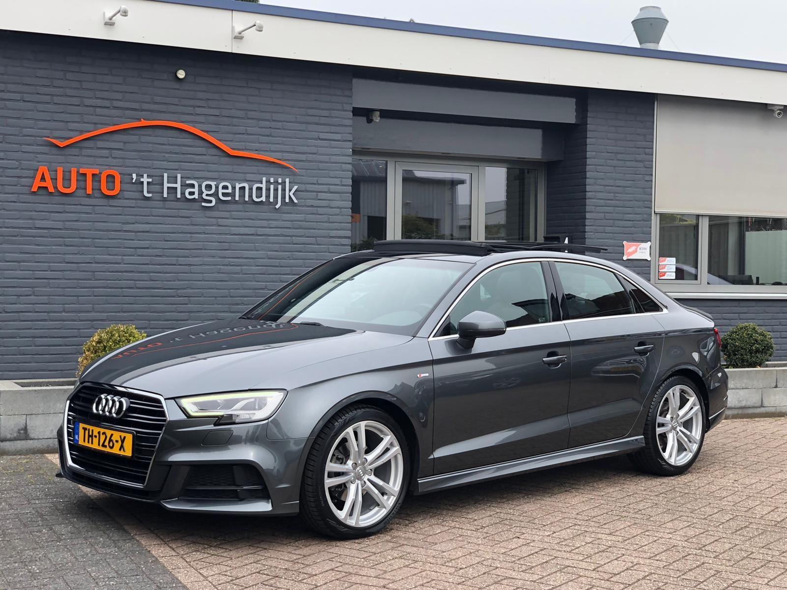Audi A3 Limousine occasion - Auto 't Hagendijk