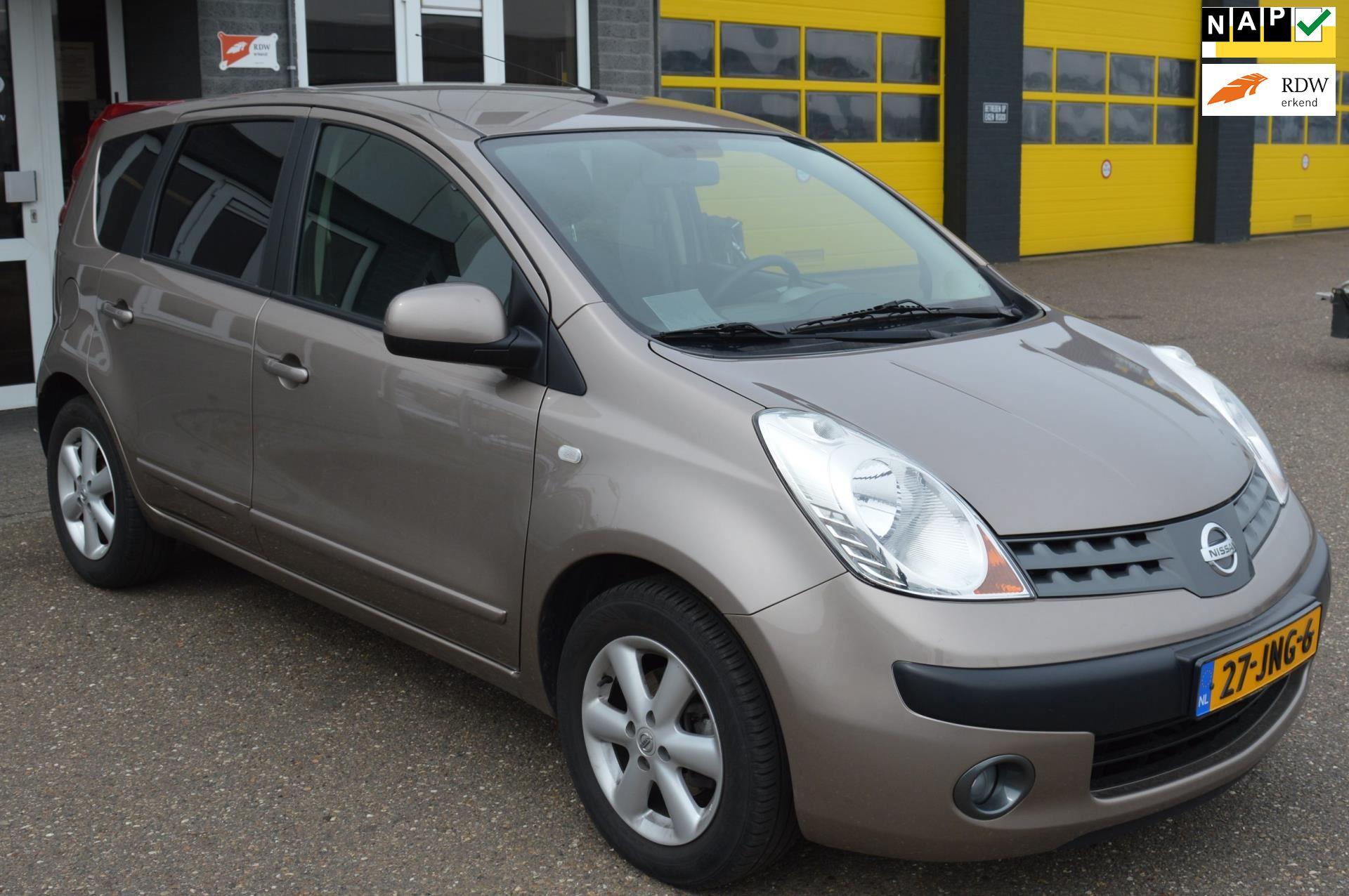 Nissan Note occasion - Autobedrijf Ton Kerkhoffs Bv