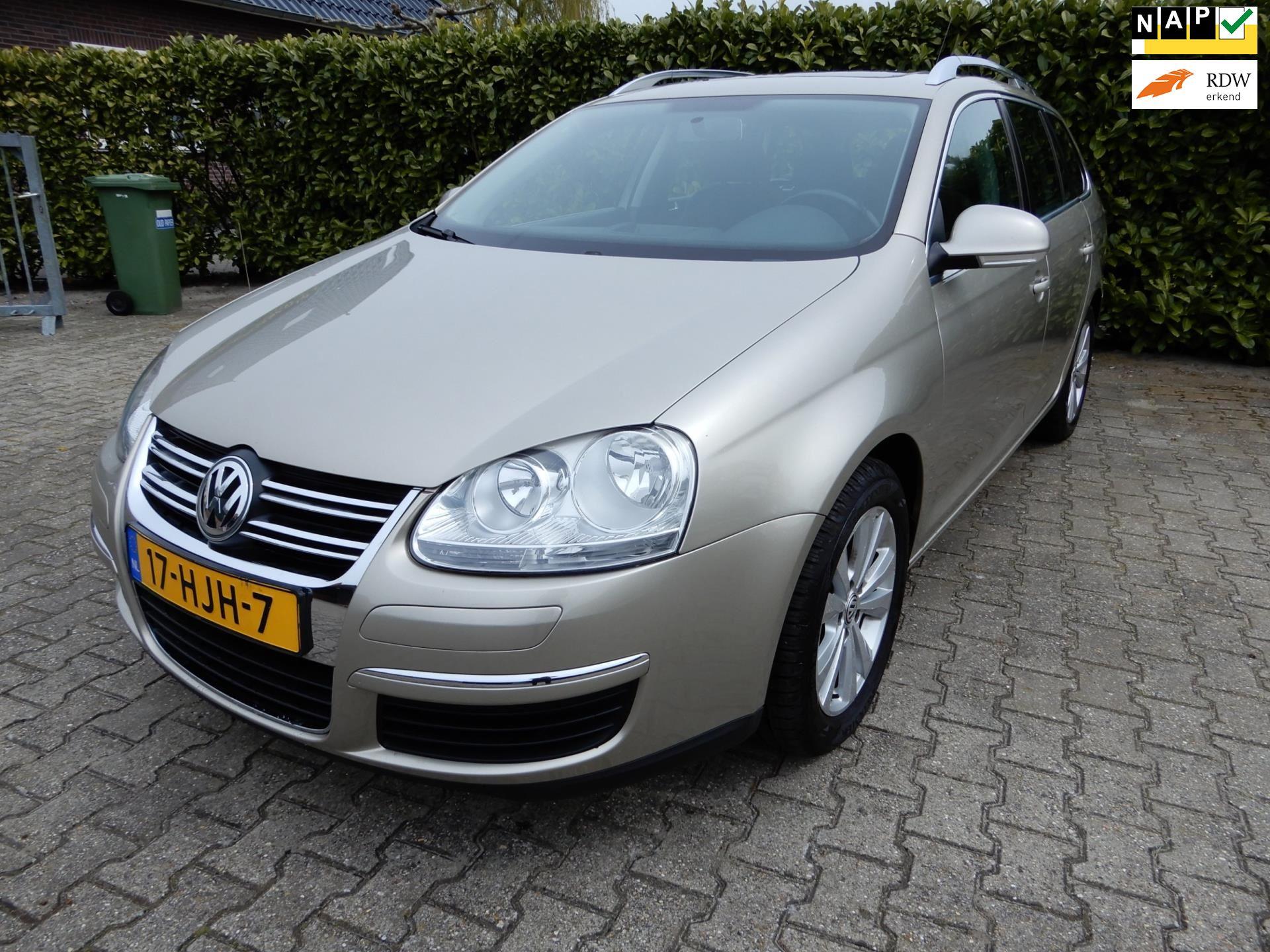 Volkswagen Golf Variant occasion - Autobedrijf Nieuwbroek