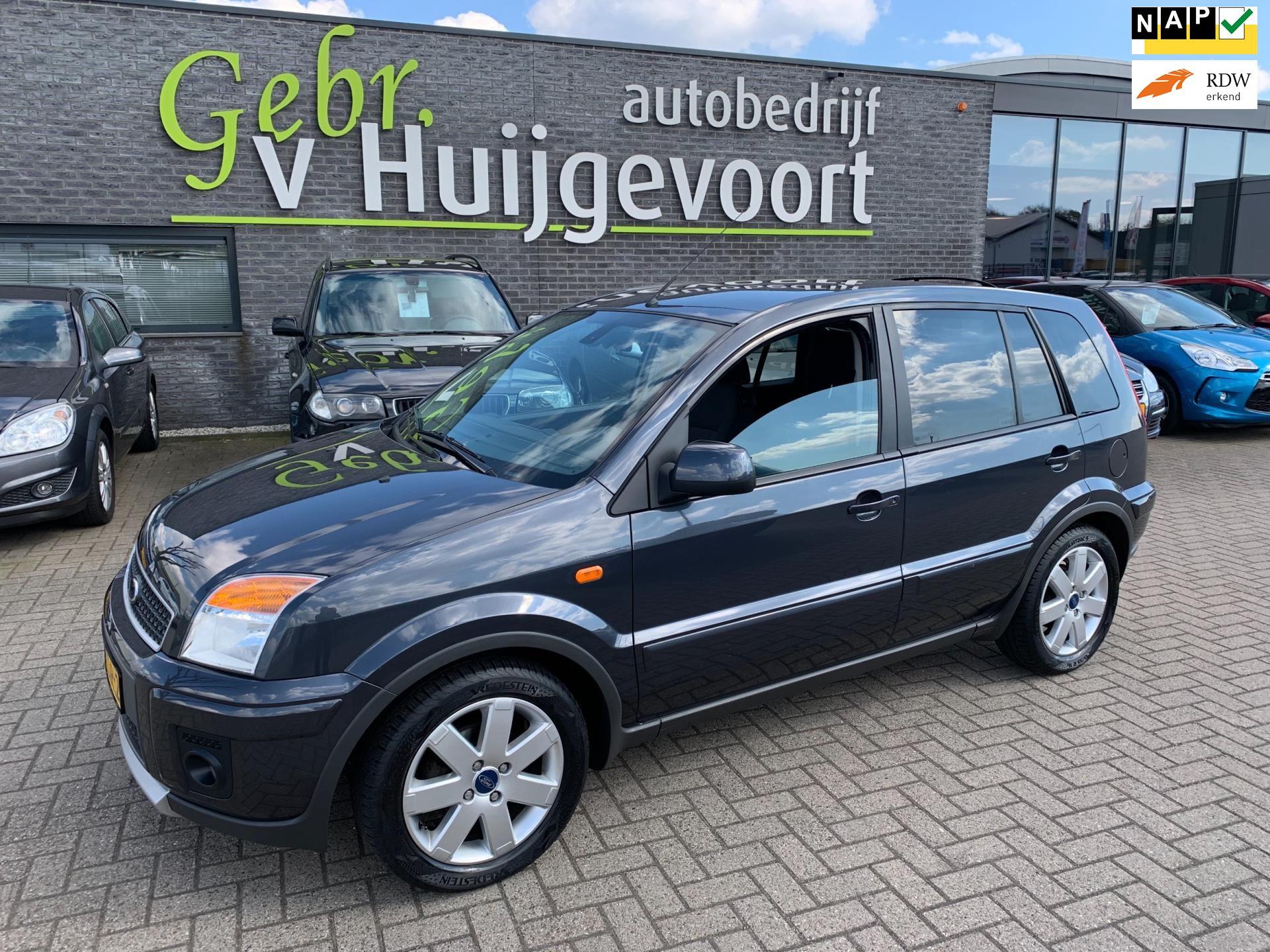 Ford Fusion occasion - Autobedrijf van Huijgevoort