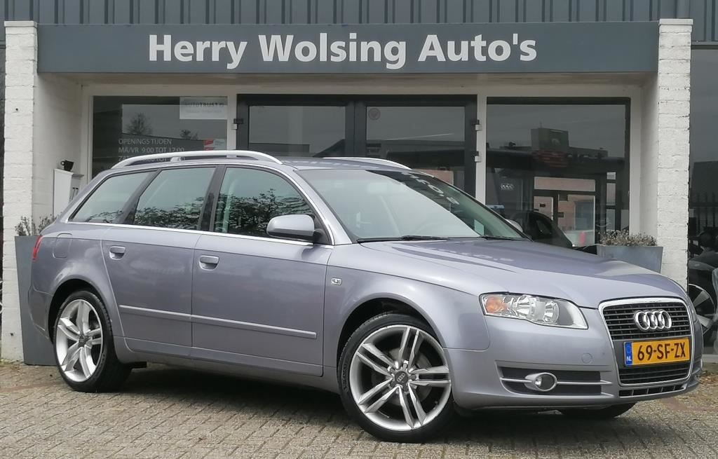Audi A4 Avant occasion - Herry Wolsing Auto's