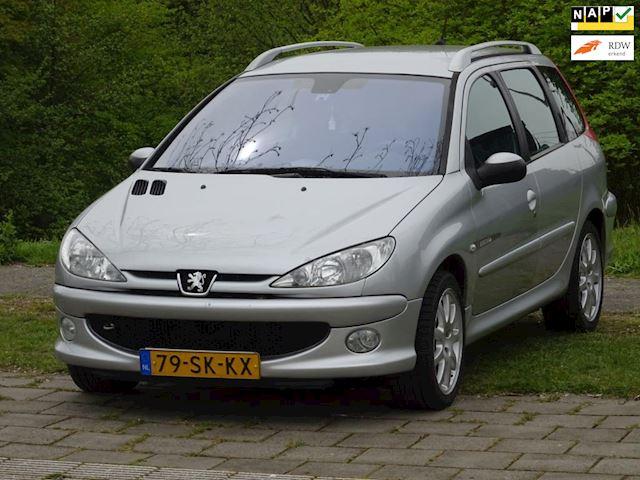 Peugeot 206 SW 1.6-16V Quiksilver NAP I APK I NETTE AUTO
