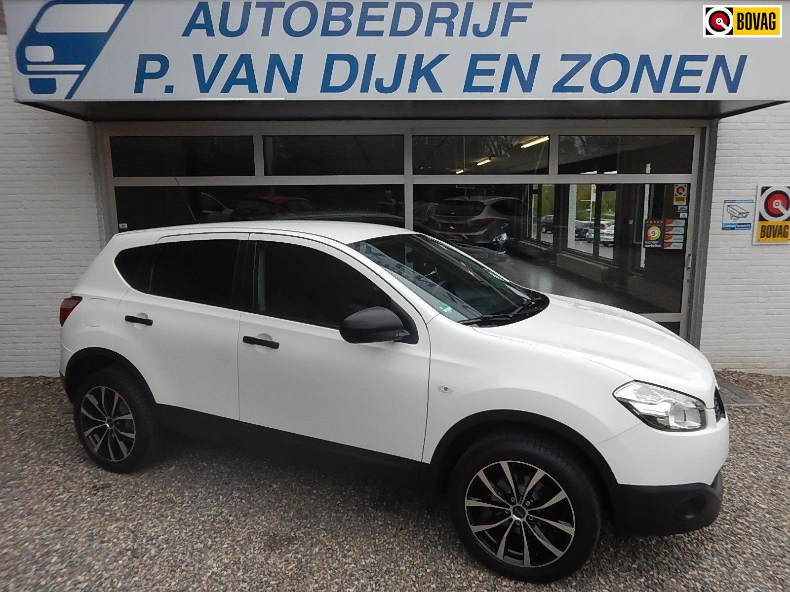 Nissan Qashqai occasion - Autobedrijf P. van Dijk en Zonen