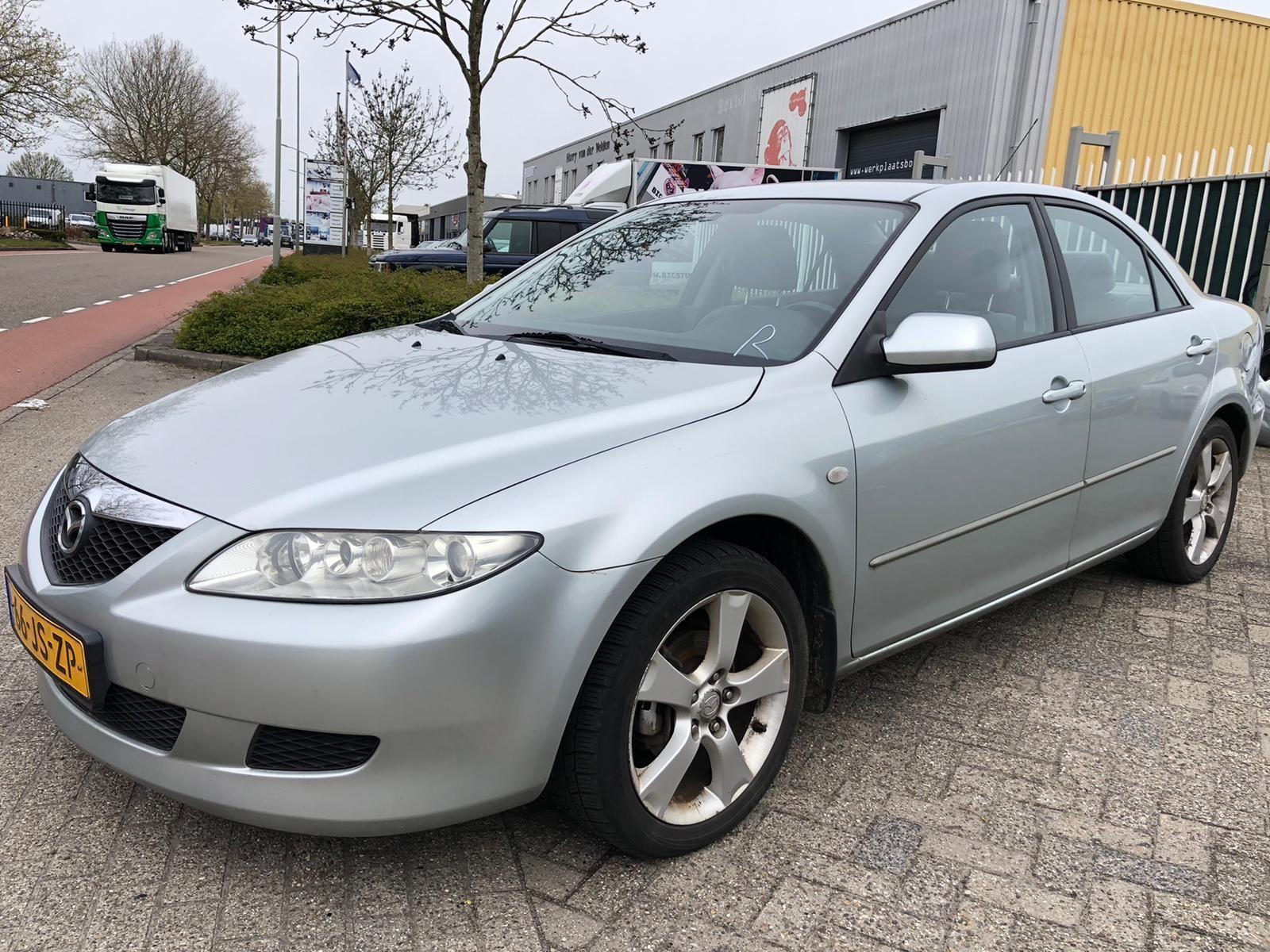 Mazda 6 occasion - A2 Auto's
