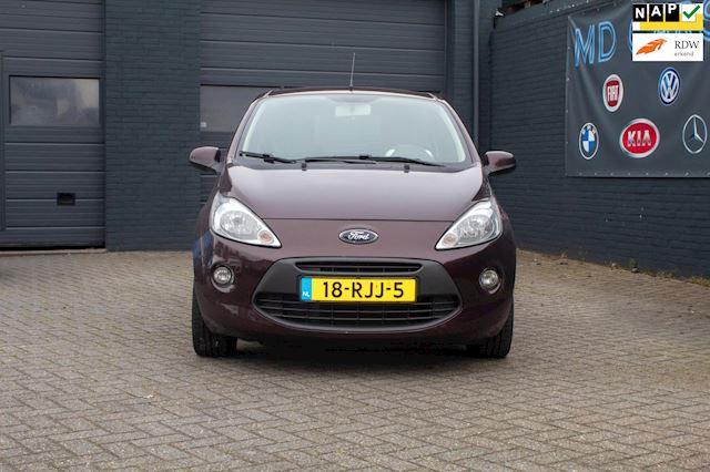 Ford Ka occasion - MD Cars BV