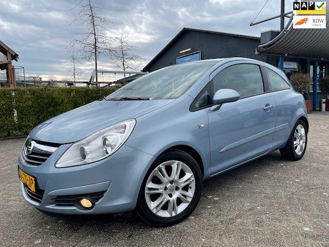 Opel Corsa 1.4-16V Cosmo NAP/APK 3-2022/AIRCO/VELGEN