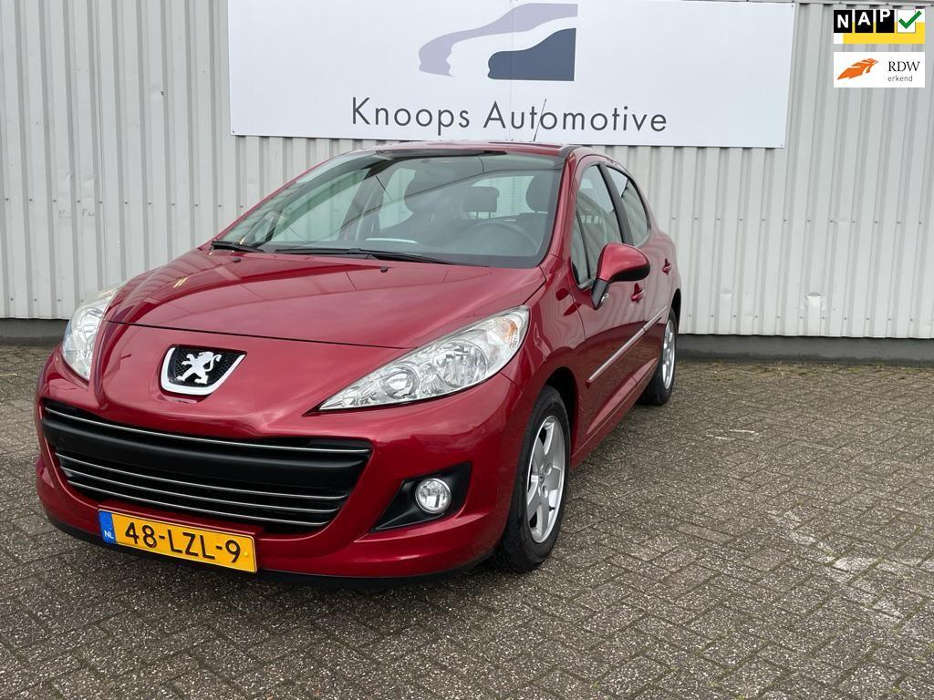 Peugeot 207 occasion - Knoops Automotive