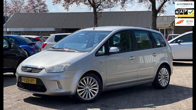 Ford C-Max 1.6 TDCi Titanium Zilver Line prachtige auto boekjes Nederlandse