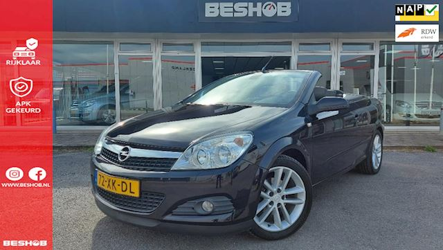 Opel Astra TwinTop 1.8 Cosmo Prachtige auto