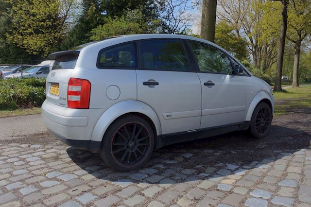 Audi A2 1.4 TDI complete A 2 met nw apk 24-5-2022
