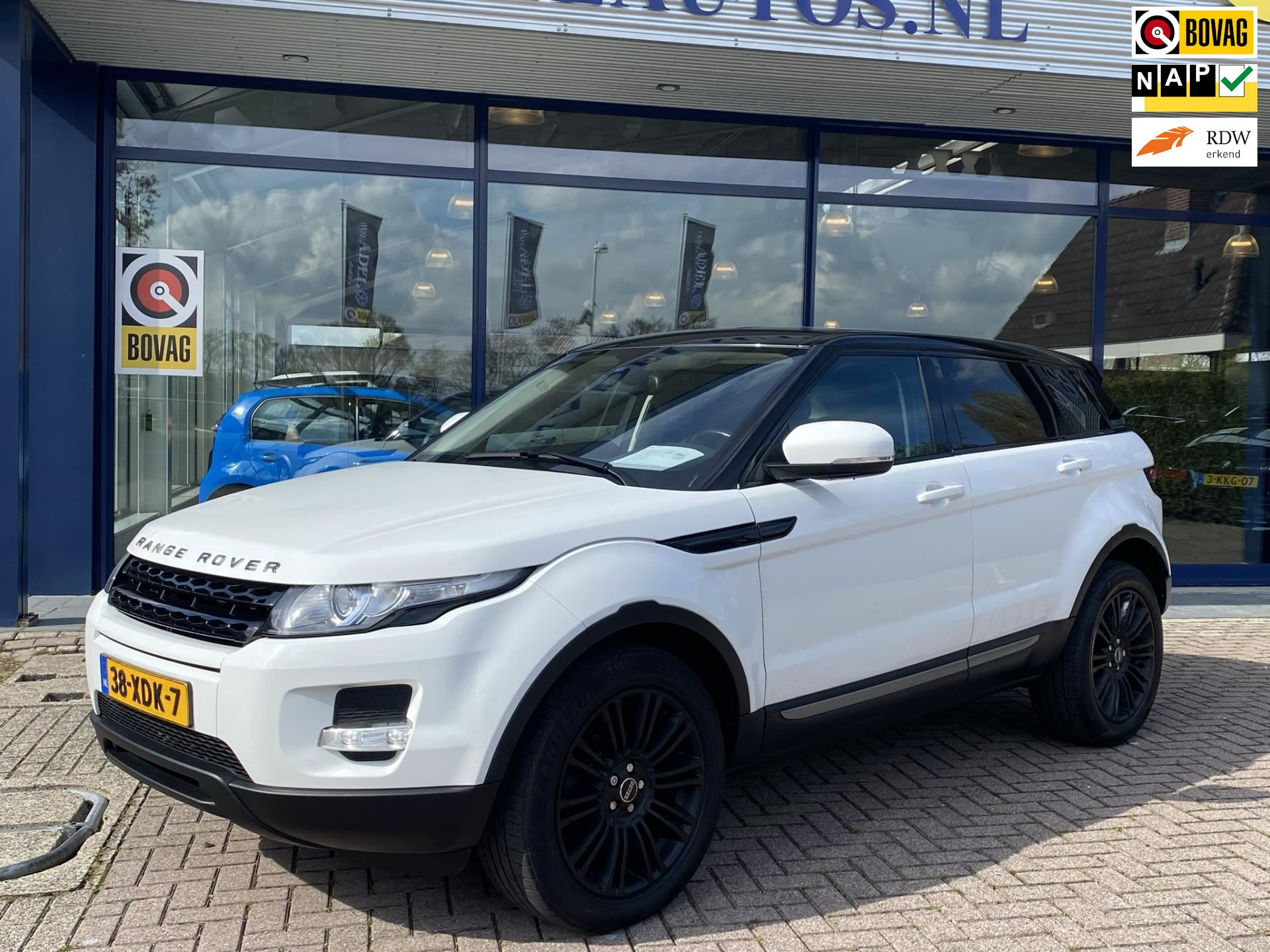 Land Rover Range Rover Evoque occasion - Van Adel Auto's