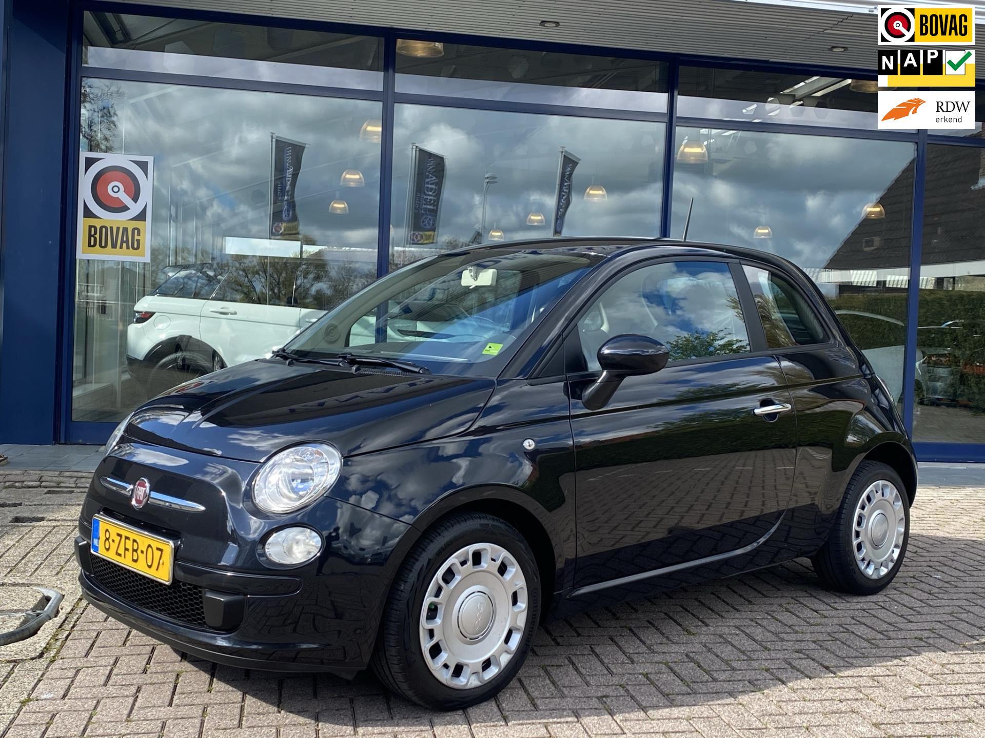 Fiat 500 occasion - Van Adel Auto's