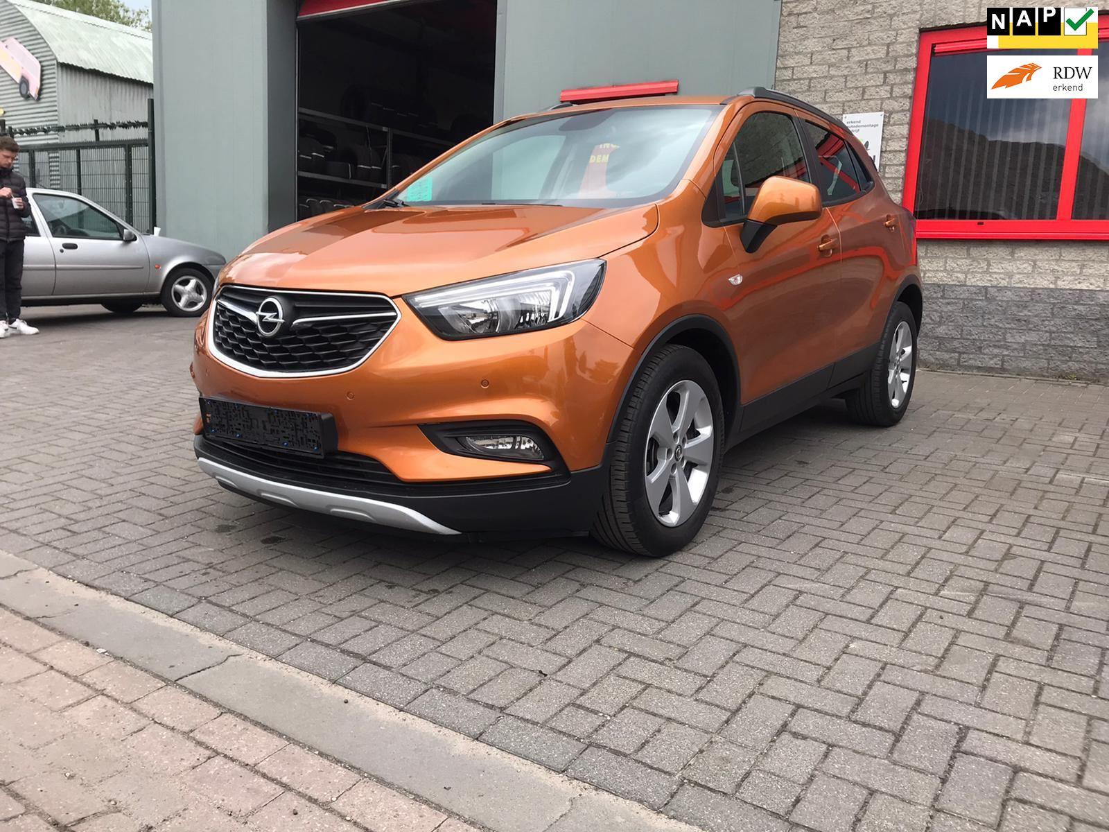 Opel Mokka X occasion - Autobedrijf Tommie Weber & zn.
