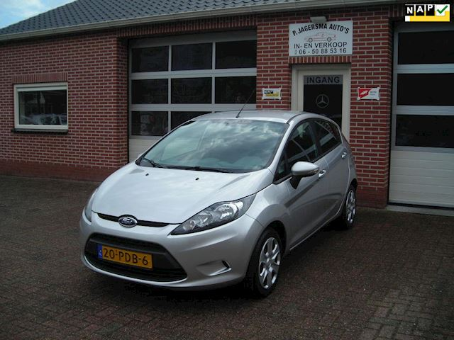 Ford Fiesta 1.25 Limited 5 Drs Airco