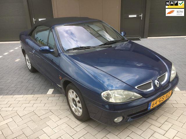 Renault Mgane Cabrio 1.6-16V Expression