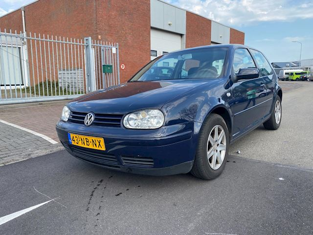 Volkswagen Golf 1.4-16V Ocean / Airco / Radio cd