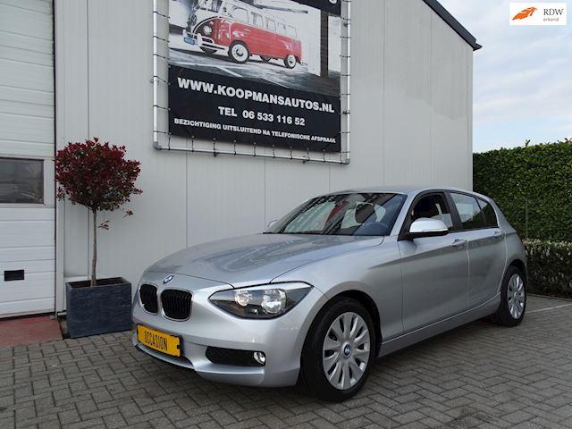 BMW 1-serie occasion - Koopmans Auto's