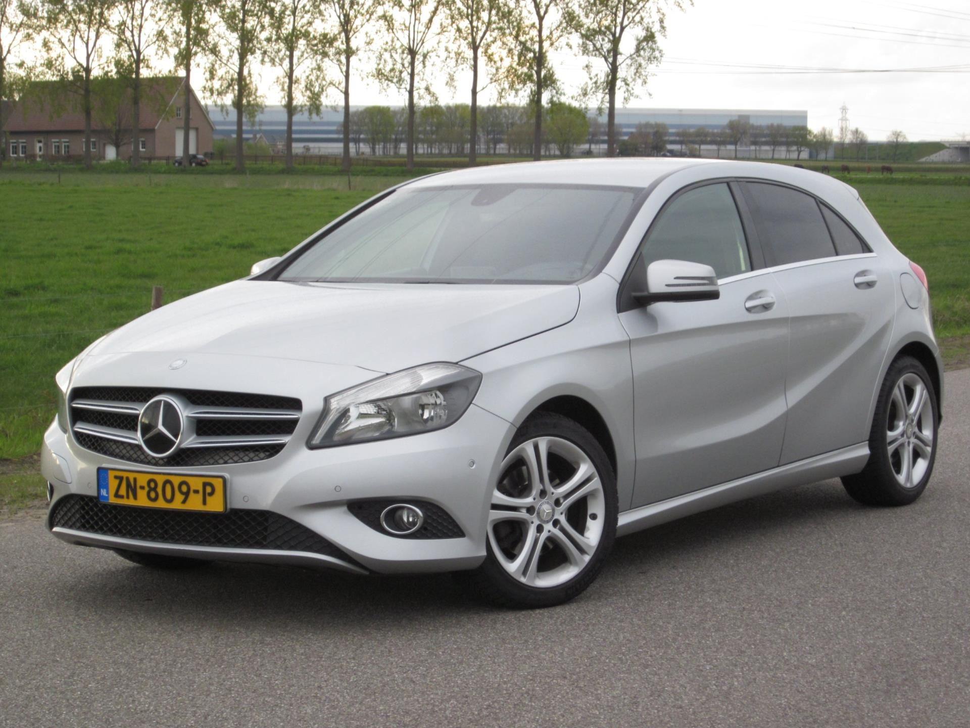 Mercedes-Benz A-klasse occasion - Auto4Motion