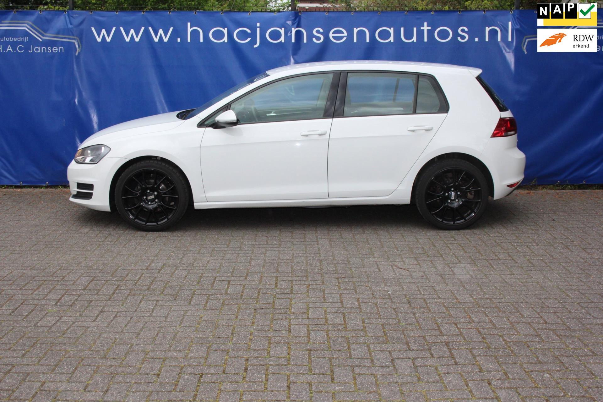 Volkswagen Golf occasion - Autobedr. VOF HAC Jansen
