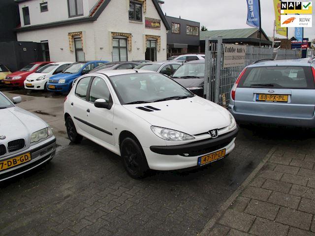 Peugeot 206 1.4 One-line st bekr 5 drs elek pak nap apk