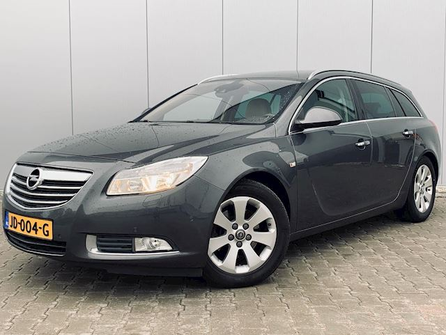 Opel Insignia Sports Tourer 2.0 CDTI EcoFLEX Edition, full options.