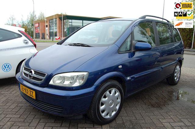 Opel Zafira occasion - Autobedrijf ATG