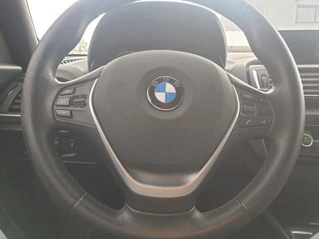 BMW 1-serie 118d M Sport Automaat Leder