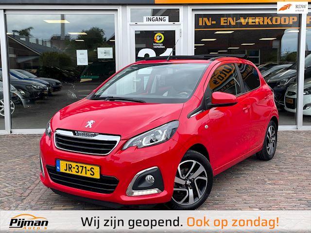 Peugeot 108 1.0 e-VTi Active TOP!|CABRIO|NL AUTO|UNIEKE KM STAND|NIEUWSTAAT