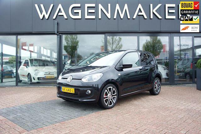 Volkswagen Up! 1.0 cheer up! AUT Airco Cruis NAVI PANO Leder