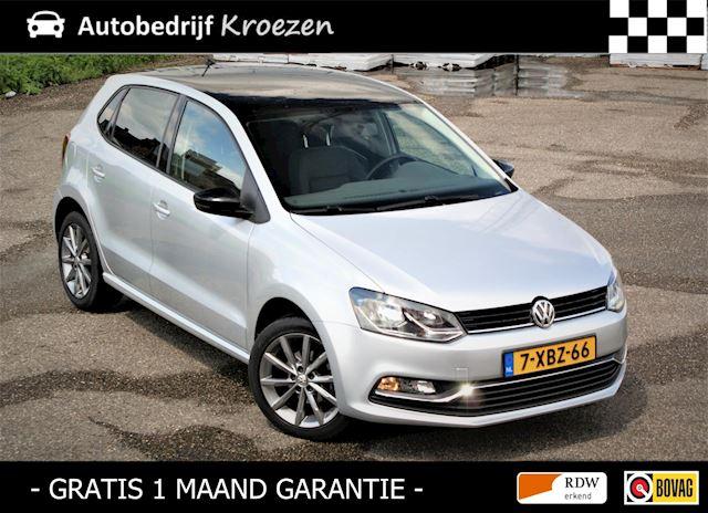 Volkswagen Polo 1.0 First Edition * 5 Deurs * Airco * Cruise Control *