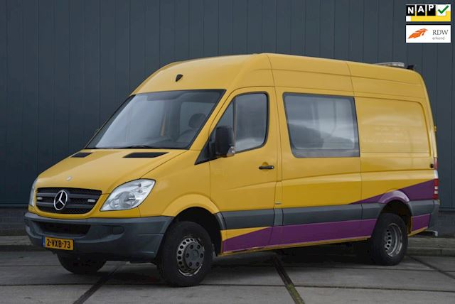 Mercedes-Benz Sprinter 516 2.2 CDI 366 Dubbel cabine Trekhaak Euro 5