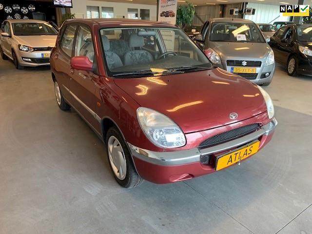 Daihatsu Sirion 1.0-12V RTi