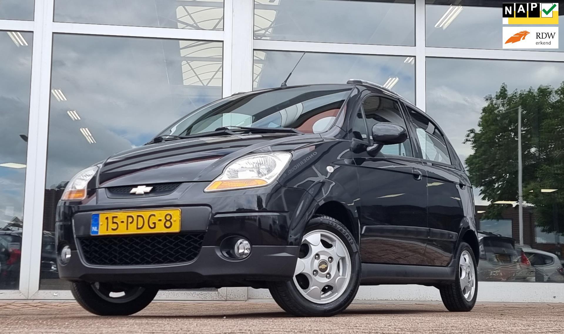 Chevrolet Matiz occasion - van den Boog Automotive