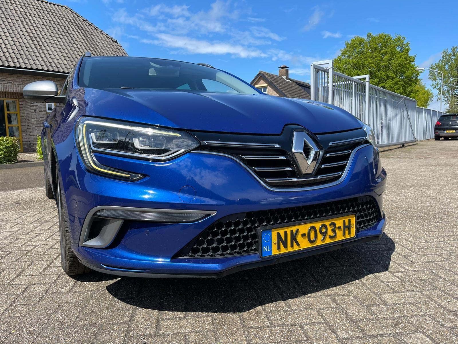Renault Mégane Estate occasion - DDM Export B.V.