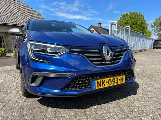 Renault Mégane Estate 1.5 dCi GT-Line 2017