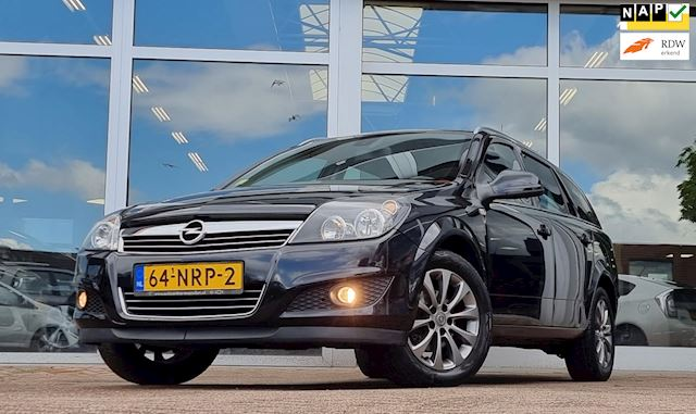 Opel Astra Wagon 1.6i 16V Cosmo 100% Dealer onderhouden Trekhaak Executive-pakket1e Eigenaar