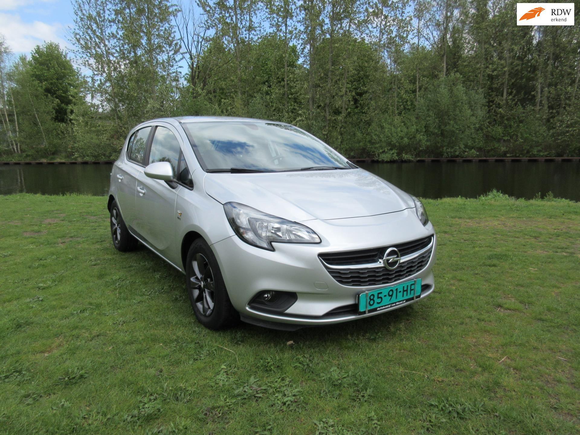 Opel Corsa occasion - Autobedrijf van Wezel