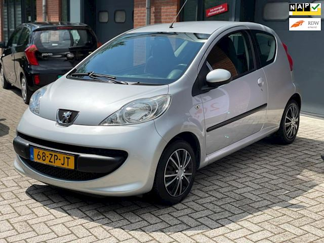 Peugeot 107 1.0-12V ECCO/NAP/APK/ELEK. PAKKET/LUXE