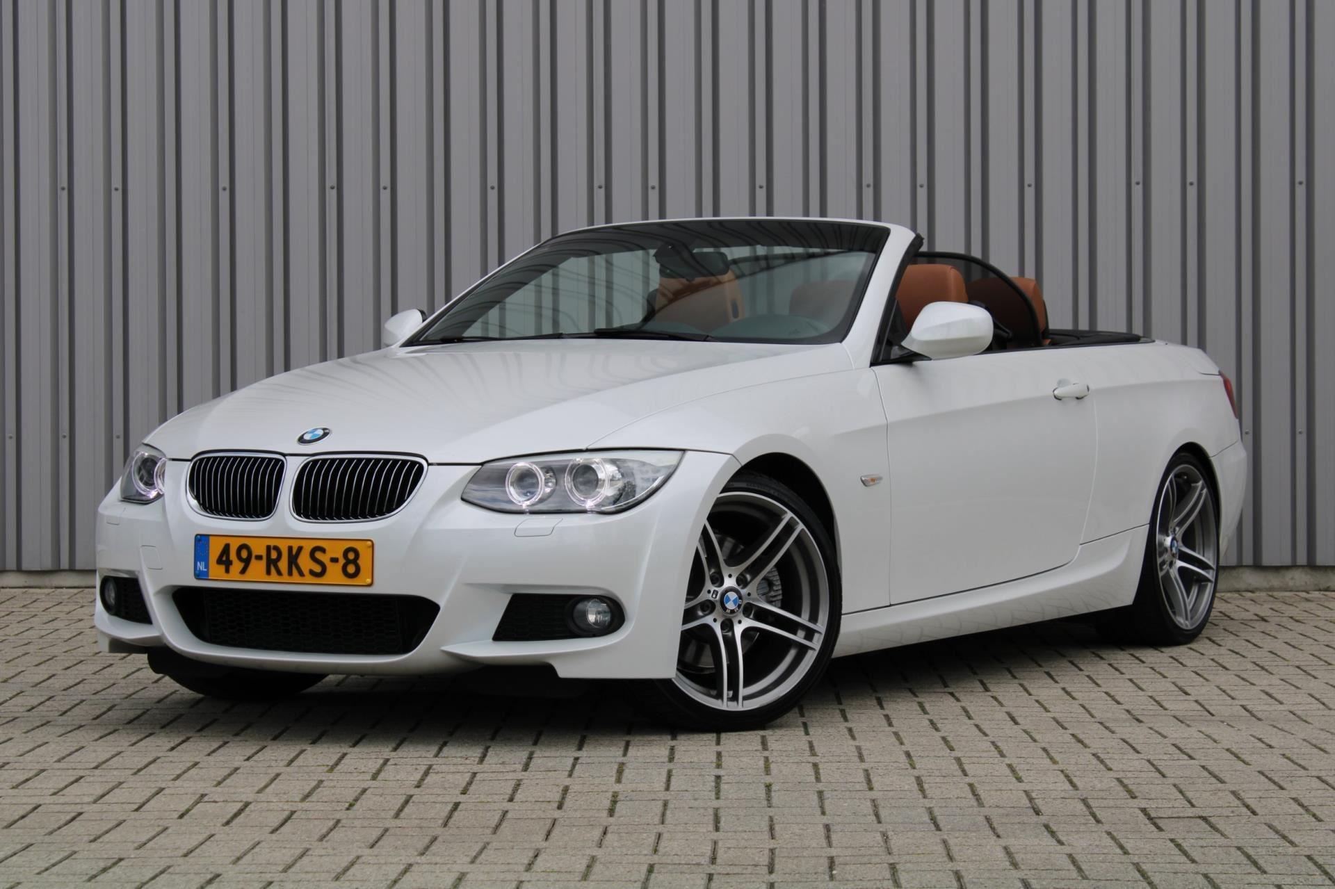 BMW 3-serie Cabrio occasion - Autobedrijf Van De Klundert