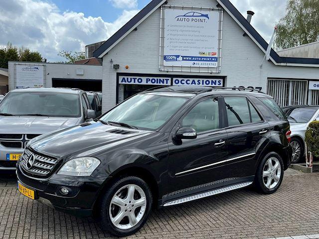 Mercedes-Benz M-klasse 420 CDI V8 305PK DESIGNO/YOUNGTIMER/FULL OPTION
