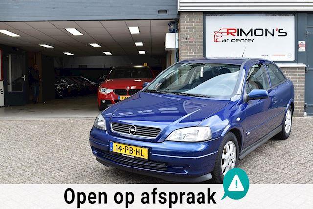 Opel Astra 1.6 Njoy Airco Elek. Ramen+Spiegels LM-Velgen
