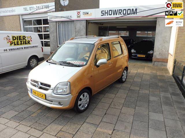 Opel Agila 1.2-16V Njoy