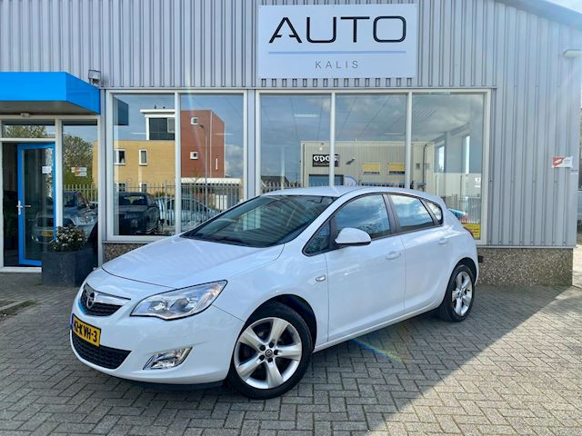 Opel Astra 1.6 Edition *Navi*Climate*Fietsendrager*Cruise*