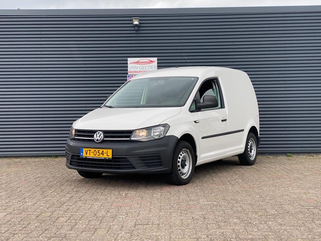 Volkswagen Caddy occasion - Van Gelder Bedrijfswagens