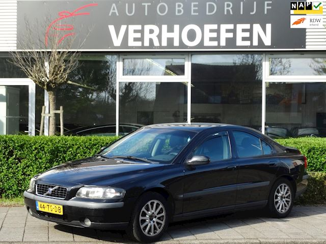 Volvo S60 2.0T Edition - CLIMATE CONTR - STOEL VERW - AUTOMAAT !!