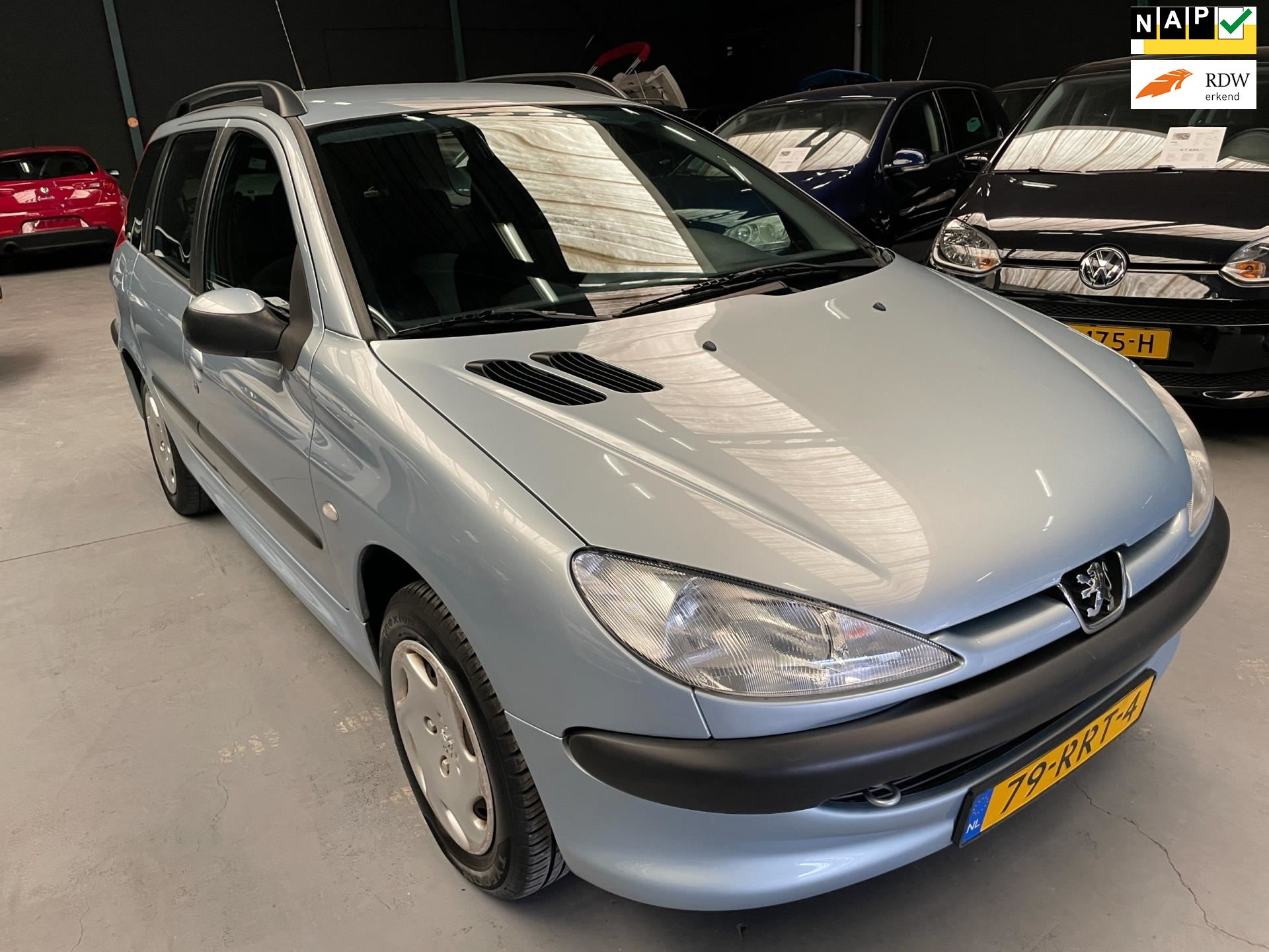 Peugeot 206 SW occasion - Rico Cars
