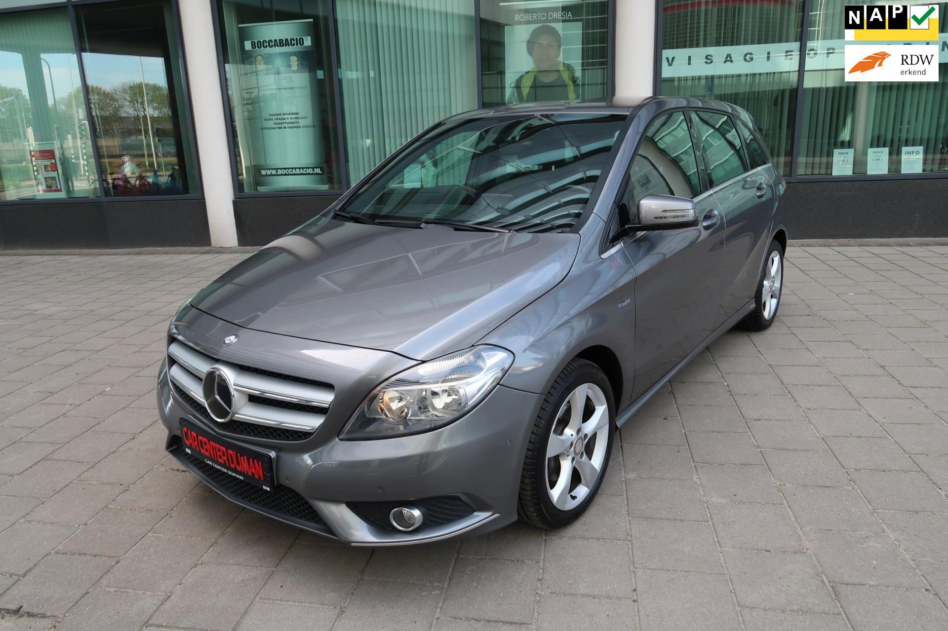 Mercedes-Benz B-klasse occasion - Car Center S. Duman