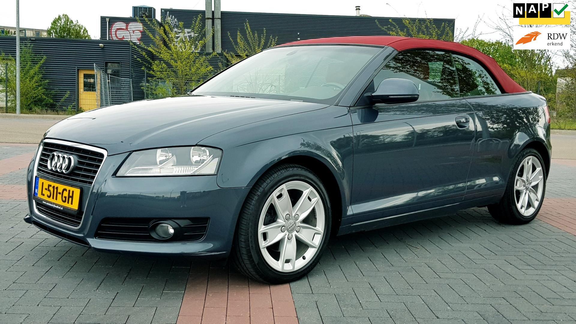 Audi A3 Cabriolet occasion - Autobedrijf R. Walhof